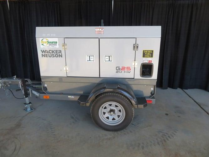 19KW Towable Diesel Generators Image