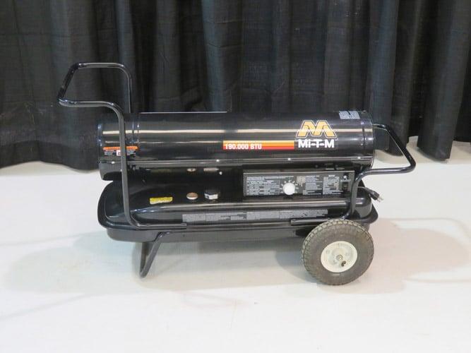 190000 BTU Kerosene Heaters Image